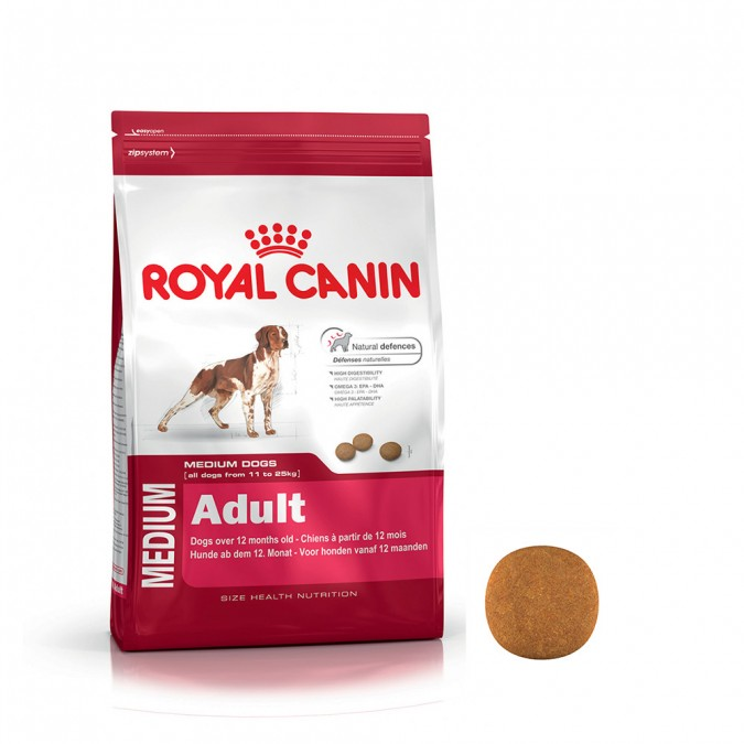 Hạt Royal Canin Medium Adult