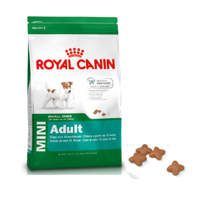 Hạt Royal Canin Mini Adult